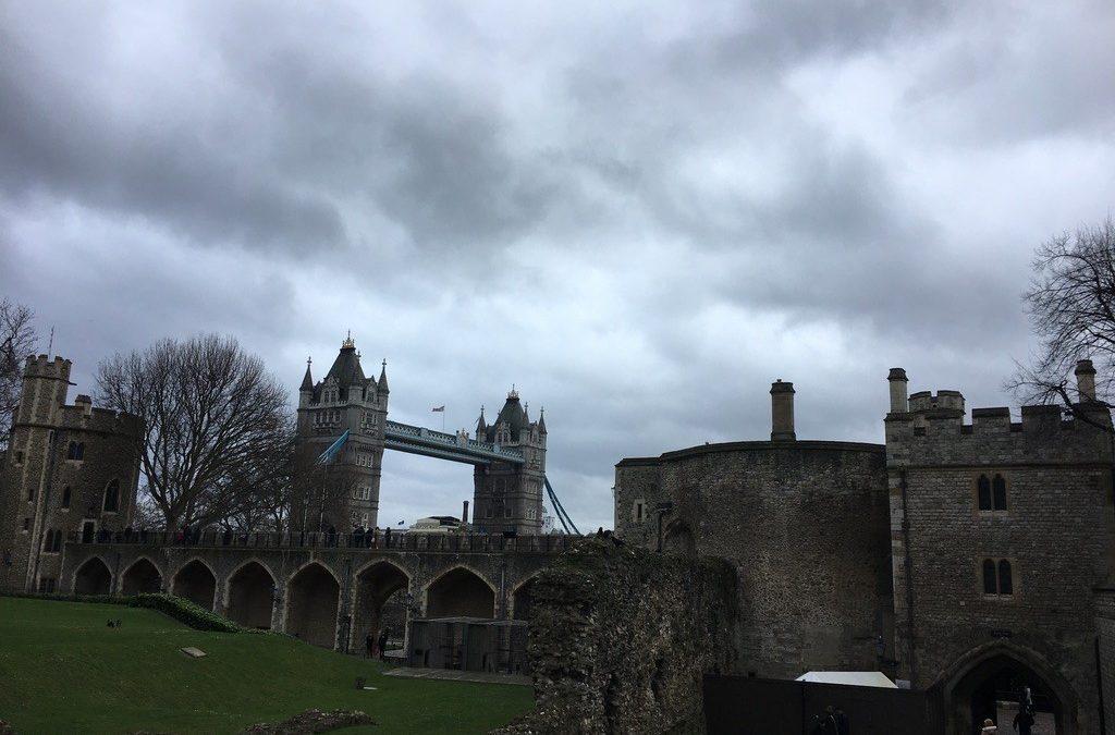 London in the Time of Corona
